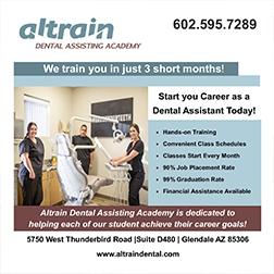 Altrain Dental Assisting