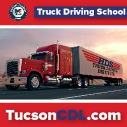 Tucson Truck Driving School