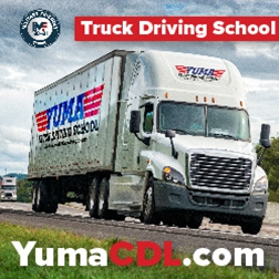 Yuma Truck Driving School
